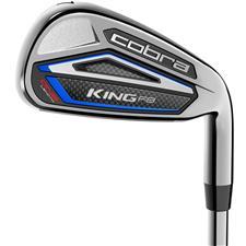 Cobra King F8 One Length Graphite Iron Set