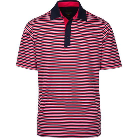 Greg Norman Men's Weatherknit Dawn Polo