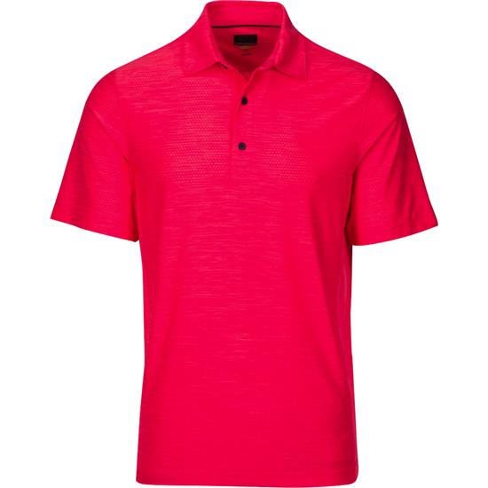 Greg Norman Men's Weatherknit Solis Polo
