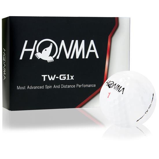 Honma TW-G1x Golf Balls