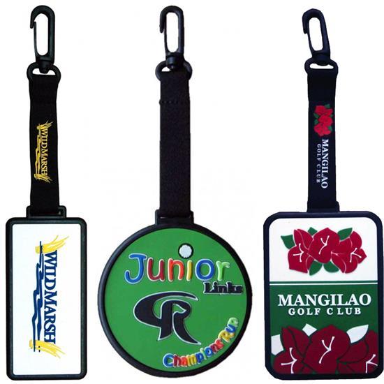 Logo Golf DuraFlex Bag Tag
