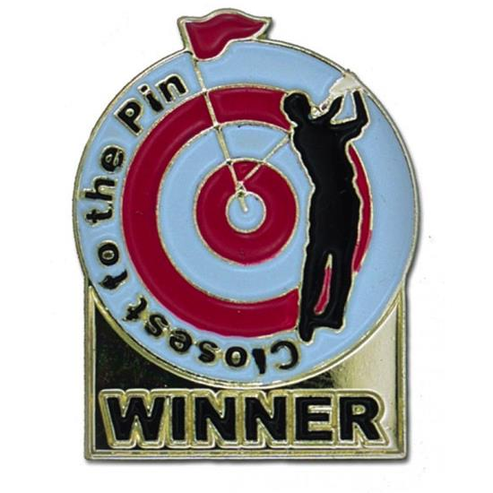 Logo Golf Lapel Pins