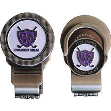 Logo Golf Custom Logo Prestige Hat Clip