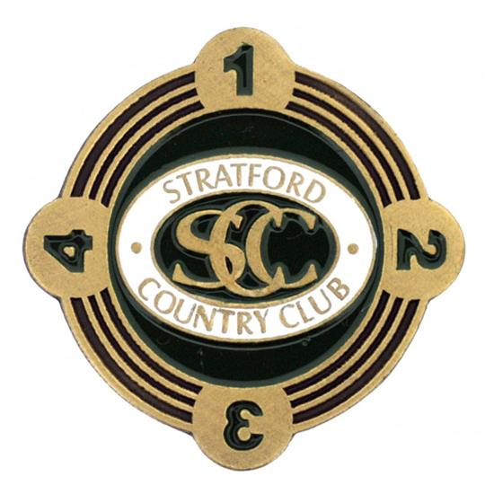 Logo Golf SpinMARK Ball Marker