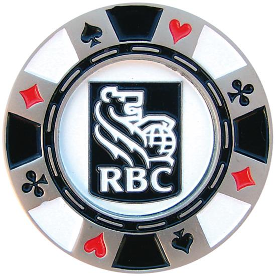 Logo Golf Theme Ball Marker