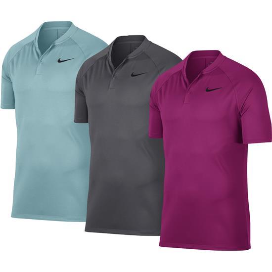 Nike Men's Momentum Blade Collar Polo