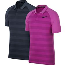 Nike Men's Stripe Zonal Cooling Polo