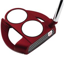 Odyssey Golf O-Works Red 2-Ball Fang S Putter w/ SS Grip