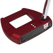 Odyssey Golf O-Works Red Jailbird Mini Putter w/ SS Grip