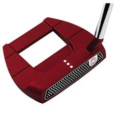 Odyssey Golf O-Works Red Jailbird Mini S Putter w/ SS Grip