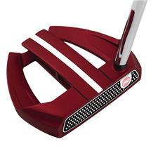 Odyssey Golf O-Works Red Marxman Putter with SS Grip
