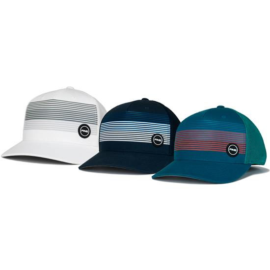 PING Men's Fitted Sport Mesh Hat