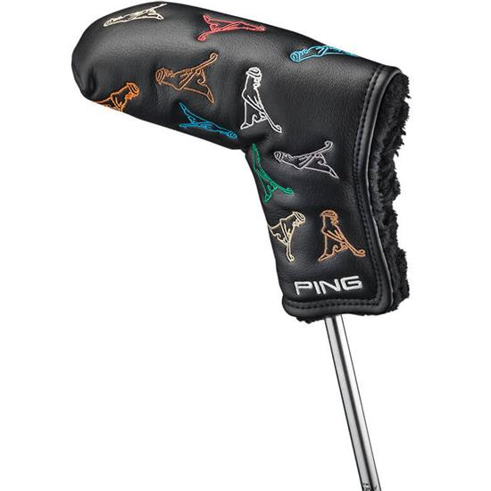 PING Mr. PING Putter Headcover