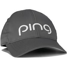 PING Performance Personalized Hat for Women - Grey-White