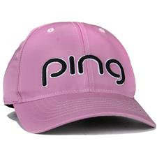 PING Performance Personalized Hat for Women - Lavender-Black
