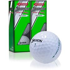 Srixon Prior Generation Soft Feel Golf Balls - 6 Pack