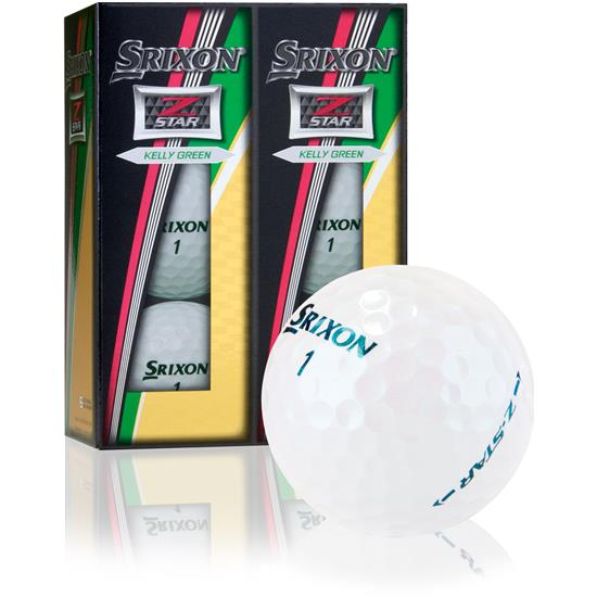 Srixon Prior Gen. Limited Edition Z Star Golf Ball - 6-Pk