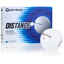 Taylor Made Distance+ Monogram Golf Balls