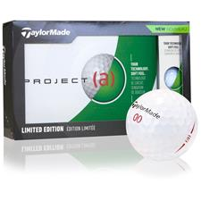 Taylor Made Project (a) Golf Balls - 15-Ball Pack