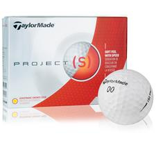 Taylor Made Logo Overrun Project (s) Golf Balls