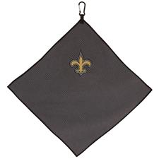 Team Effort NFL 15x15 Microfiber Towel - New Orleans Saints
