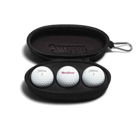 Titleist 3-Ball Sunglass Case
