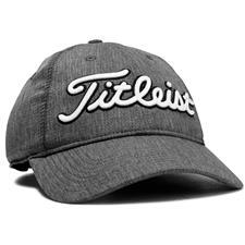 Titleist Men's Breezer Personalized Hats - Black-White