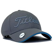 Titleist Men's Performance Ball Marker Personalized Hat - Charcoal-Glacier