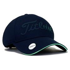 Titleist Men's Performance Ball Marker Personalized Hat - Navy-Lime
