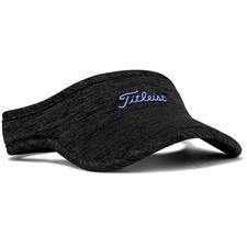 Titleist Sport Visor 2.0 for Women - Charcoal-Lavender