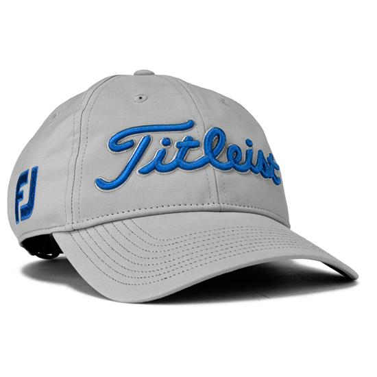 Titleist Men s Tour Performance Grey Collection Hat - Grey-Harbor ... 1742ed018132