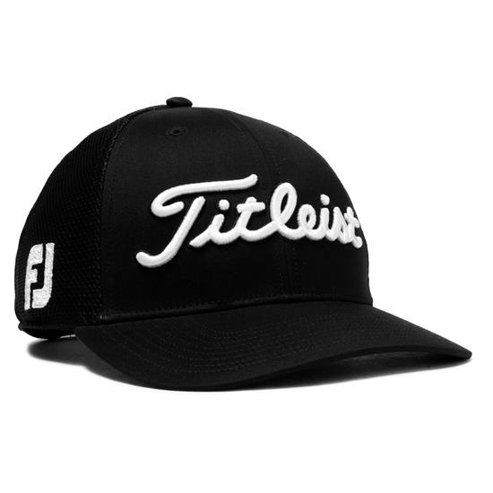 Titleist Men's Tour Snapback Mesh Hat