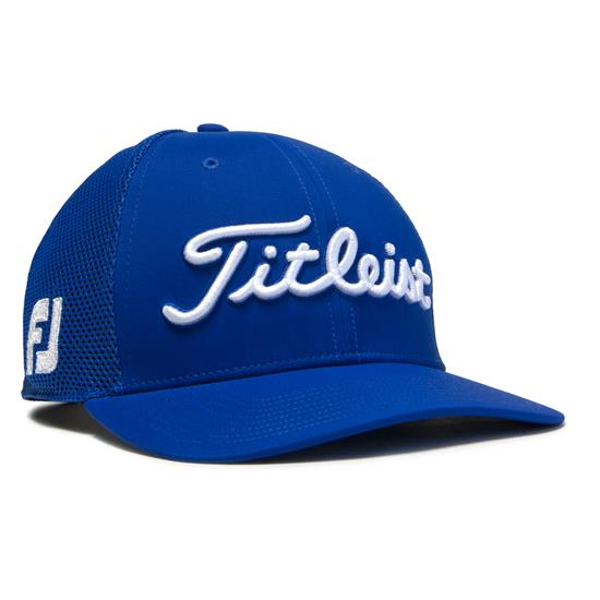 Titleist Men's Tour Snapback Mesh Hat