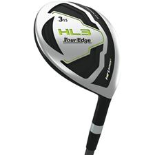 Tour Edge Hot Launch 3 Fairway Wood for Women