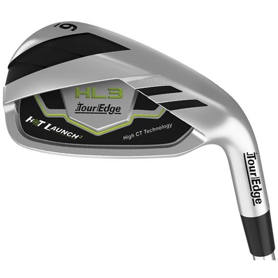 Tour Edge Hot Launch 3 Graphite Iron Set for Women