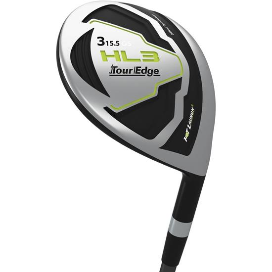 Tour Edge Hot Launch 3 Offset Fairway Wood for Women