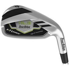 Tour Edge Hot Launch 3 Steel Iron Set