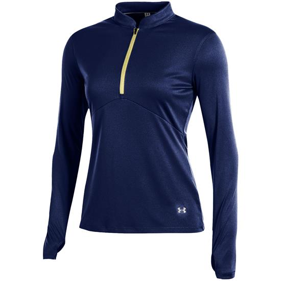 Under Armour Swift 1/4 Zip Mock for Women