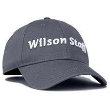 Wilson Staff Men's Relaxed Personalized Hat - Gray