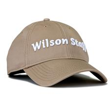 Wilson Staff Men's Relaxed Personalized Hat - Khaki