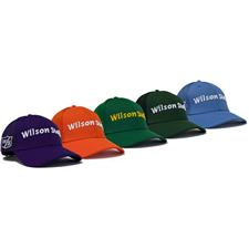 Wilson Staff Men's Structured Tour Mesh Hat