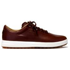Adidas Tan Brown-Tan Brown-Chalk White Adipure SP Golf Shoes