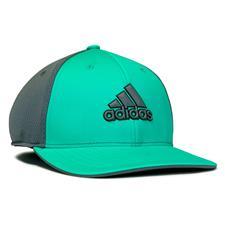 Adidas Men's ClimaCool Tour Hat - Hi-Res Green - Large/X-Large