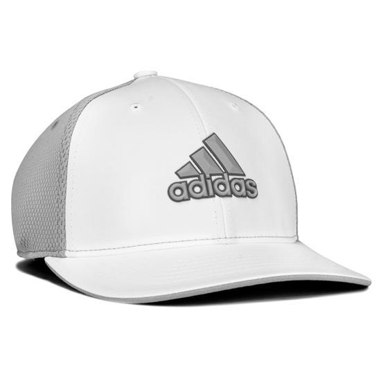 4cfba6dc Adidas Men's ClimaCool Tour Hat - White - Large/X-Large Golfballs.com