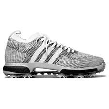 Adidas White-Trace Grey Tour360 Knit Golf Shoes