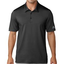 Adidas Black Ultimate 365 Solid Polo