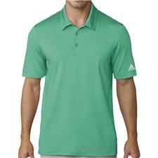 Adidas Hi-Res Green Ultimate 365 Solid Polo