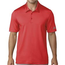 Adidas Hi-Res Red Ultimate 365 Solid Polo