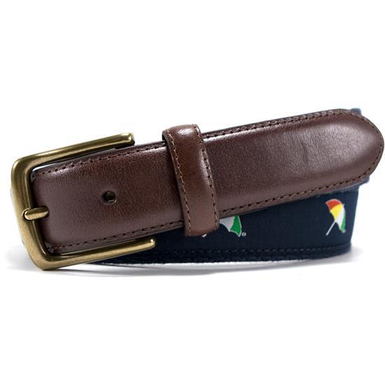 Arnold Palmer 32mm Embroidered Web Belt