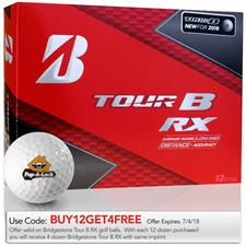 Bridgestone Tour B RX Custom Express Logo Golf Balls